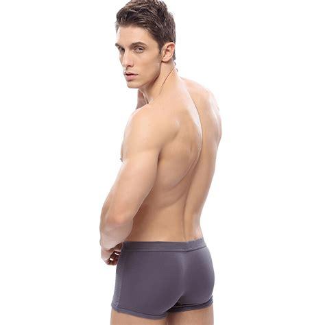 Celana Dalam Pria Mini Ketat celana dalam boxer brief pria size l black