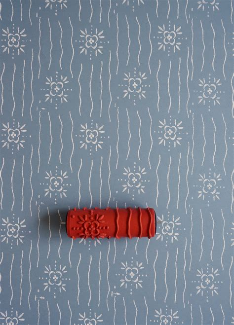 pattern roller canada patterned paint roller no 13 from paint courage from