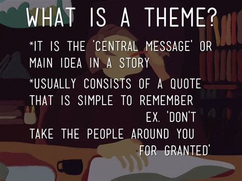 7 themes of literature themes in literature by diman7131