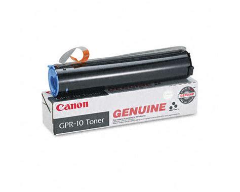 Drum Toner Canon Npg 21 Ir 1210 1270f 1510 1570f 7815a002ab Drum Uni canon gpr 10 toner cartridge 5 300 pages part 7814a003aa