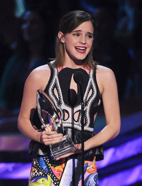 emma watson favorite film foto people s choice awards 2013 foto 22 dari 35