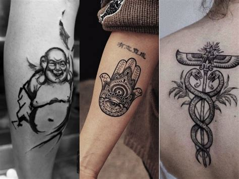 tattoos with meaning behind them 25 luck symbols with meaning them