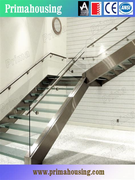 Safety Handrails For Stairs Safety Prima Tempered Laminated Glass Stairs Tempered