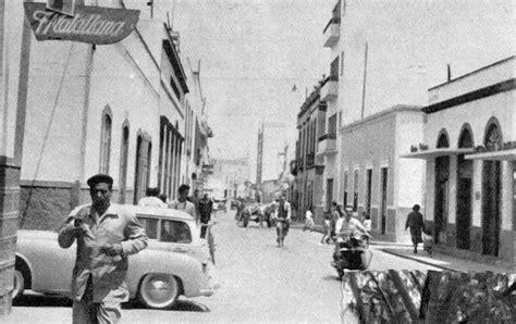 fotos antiguas lanzarote calle real 1958