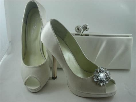 bridal high heel wedding shoes 2014 007 life n fashion