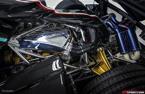 pagani zonda engine pagani cars news pagani unveils exclusive one off 760rsjx