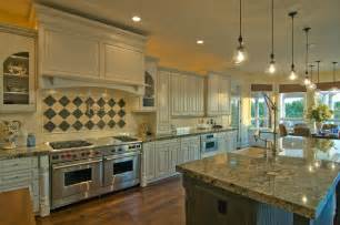 Decorating Ideas For A Big Kitchen Beautiful Kitchen Ideas Home Garden Design