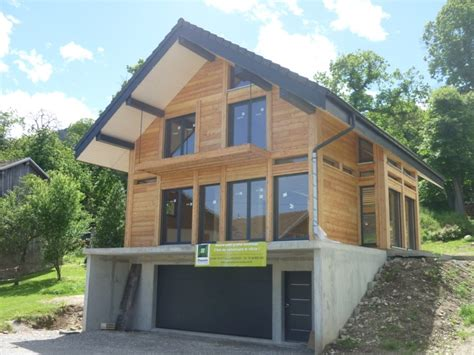 constructeur chalet bois maison bois maison ossature