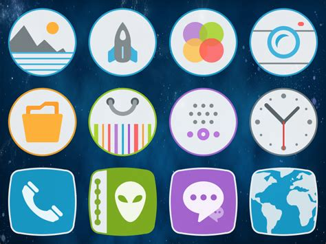 icon themes for android icons for android mobile theme by goce jonoski dribbble
