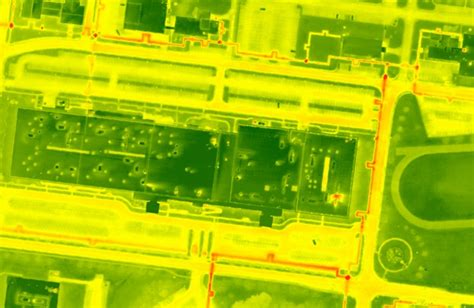 thermal imagery thermal imagery adds monitoring options 171 earth imaging