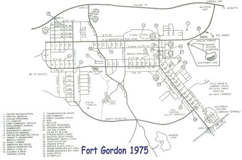 fort carson training area map fort jackson map building numbers bnhspine com