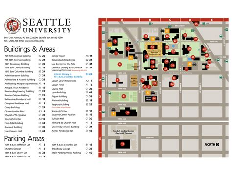 seattle univ map fanhs and beyond july 2010