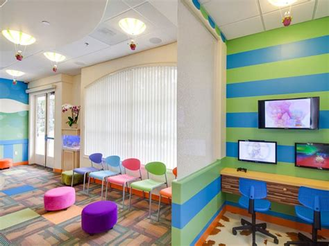 pediatric room decorations amazing ideas of how to design a modern dental clinic for children part 1