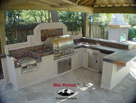 prefab kitchen islands prefab outdoor kitchen galleria
