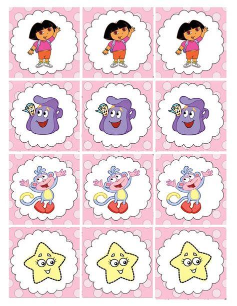 Dora Printable Birthday Decorations | best 25 dora cupcakes ideas on pinterest dora birthday