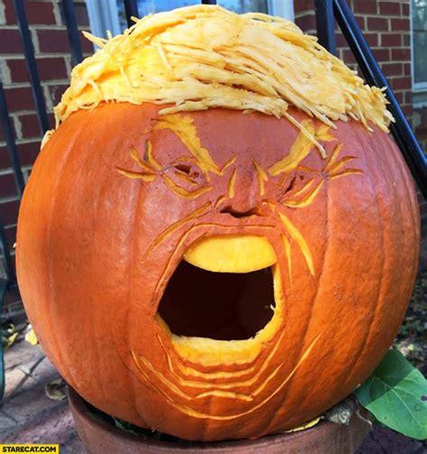 donald trump pumpkin template merrychristmaswishesinfo