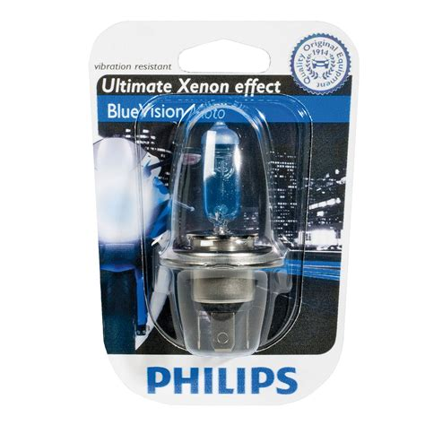 Lu Philips Blue Vision philips blue vision moto h7 gl 252 hle