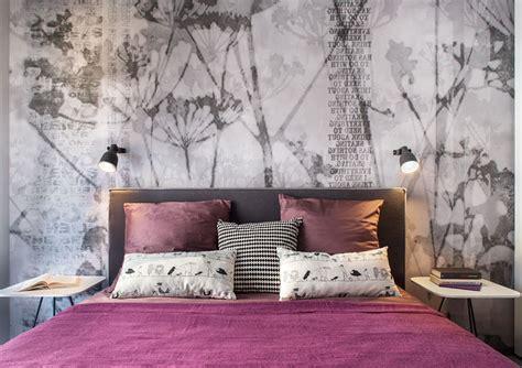 carta da parati per da letto decorazioni per pareti della da letto 125 idee