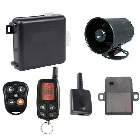 Alarm Motor Remote megalarm mega2700 2way lcd remote start car starter alarm