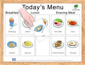 Home Menu Board Design Dementia Signage Care Home Books Care Home Signage