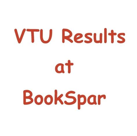 Vtu Mba Revaluation Results by Vtu Mba 1st Semester Results Announced For All Regions For
