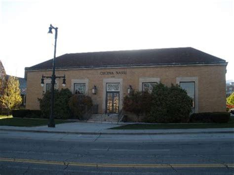 Sugarhouse Post Office historic sugar house station post office salt lake