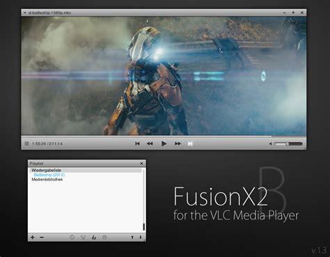 themes vlc vlc fusionx2 version b by maverick07x on deviantart