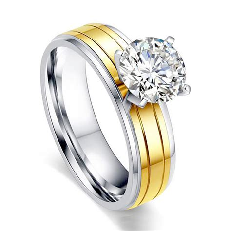 Wedding Rings Wholesale by Aliexpress Buy Wholesale Wedding Engagement Charm