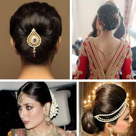 bridal hairstyles juda indian hairstyles juda