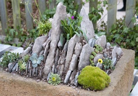 steingarten anlegen in 5 schritten obi anleitung