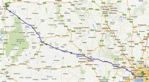 Car Rental From Adelaide To Melbourne Road Maps Melbourne To Adelaide Road Map 2 1