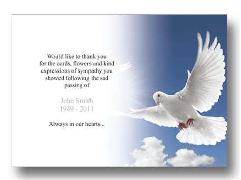free sympathy thank you cards templates sympathy thank you clipart 48