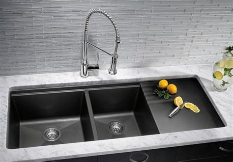 Kitchen Sinks by Kitchen Sinks Granite Composite Offers Superior Durability