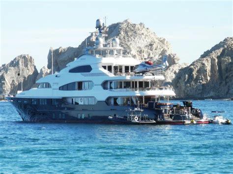 yacht attessa iv attessa iv luxury yacht charter superyacht news