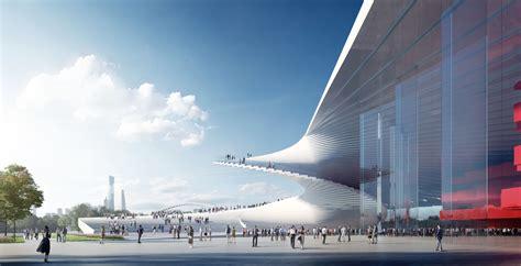 shanghai grand opera house snohetta archello