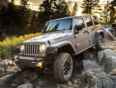 2013 Rubicon Jeep 2013 Jeep Wrangler Rubicon 10th Anniversary Edition Debuts