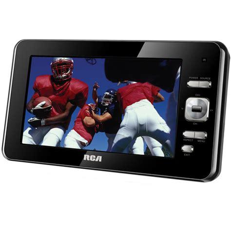 Led Tv Portable 7 Inchi Stereo Berkualitas rca 7 quot tv atsc ntsc led tv walmart