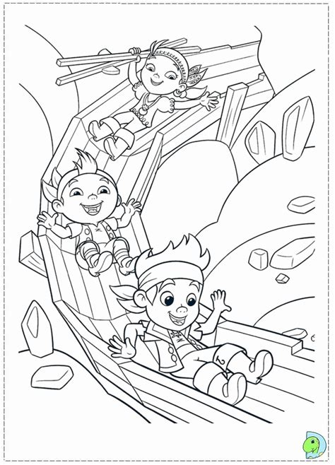 printable coloring pages jake and the neverland pirates jake and the neverland pirate coloring pages coloring home