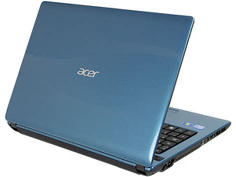 Laptop Acer 4752 Intel I3 laptop acer aspire 4752 6628 procesador intel i3 2330m 2 20ghz memoria de 4gb ddr3