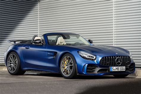 Mercedes Amg Gt 2019 by 2019 Mercedes Amg Gt R Roadster Hiconsumption