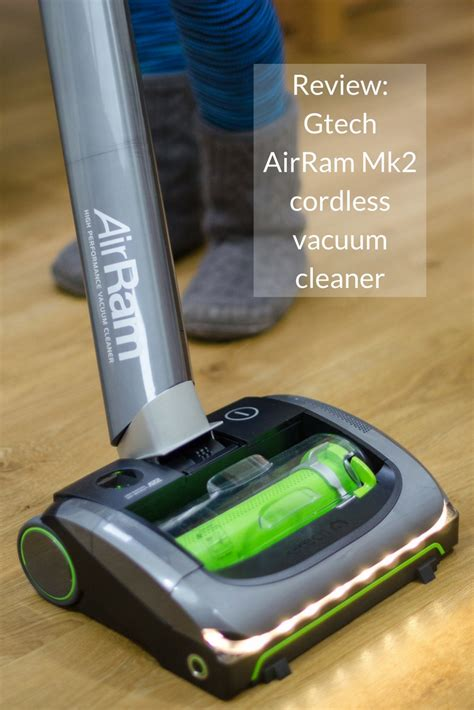 gtech air ram vacuum review review gtech airram mk2 cordless vacuum cleaner growing