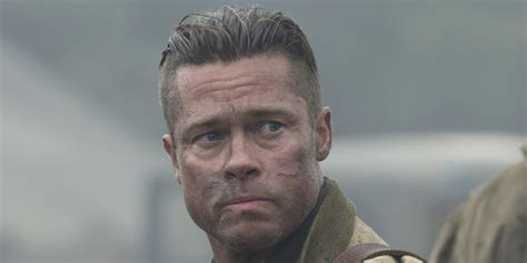 wardaddy hairstyle how to get brad pitt s hair in fury