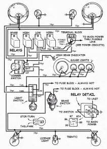 wiring rod lights diagram