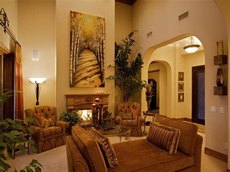 Tuscan Small Decorating Ideas Home Interior Design Homes Interior Decoration Ideas