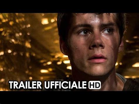 film maze runner la fuga trailer maze runner la fuga trailer ufficiale italiano 2015
