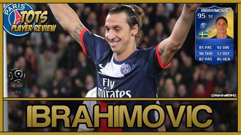 ibrahimovic tattoo fifa 14 fifa 14 ut tots ibrahimovic team of the season