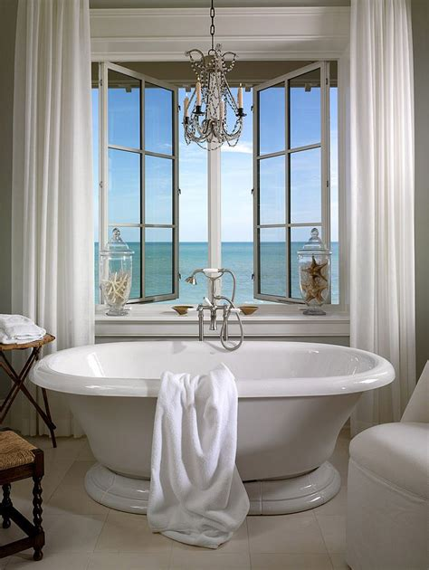 chandeliers in bathrooms 25 sparkling ways of adding a chandelier to your dream