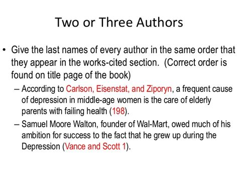 reference book two authors parenthetical citations
