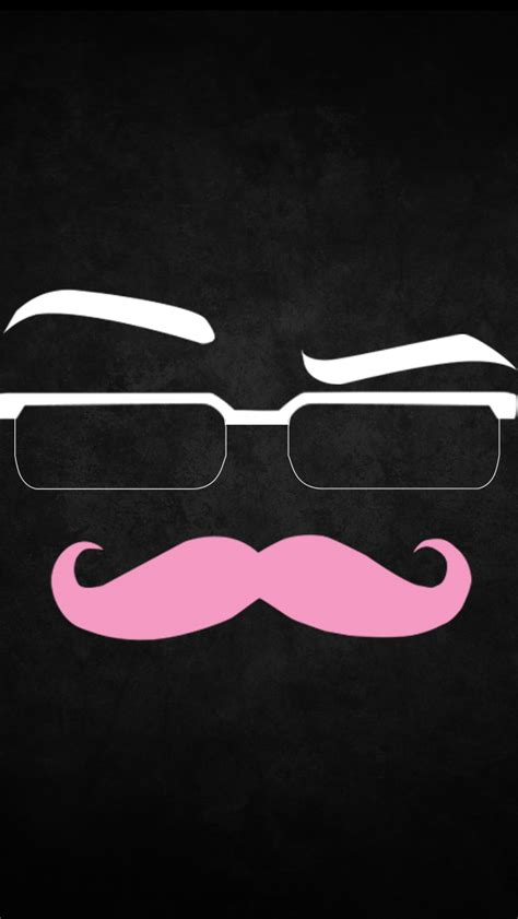 wallpaper for iphone 6 mustache markiplier iphone 5 wallpaper by angrybluejay on deviantart