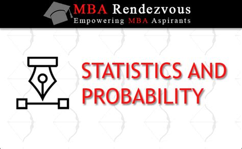 Does Haas Offer Mba In Statistics by Qa Statistics Probability Formulas Questions For Mba